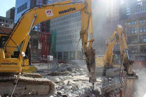 Demolition Victoria