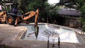 Pool Demolition Victoria